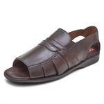 Sandália Chinelo Franciscano Top Franca Shoes Conhaque