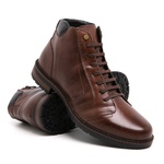 Bota Coturno Top Franca Shoes Cafe