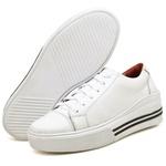 Sapatênis Casual Feminino Top Franca Shoes Branco