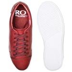 Sapatênis Casual Feminino Top Franca Shoes Vermelho