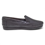 Sapatilha Mocassin Masculino Top Franca Shoes Preto