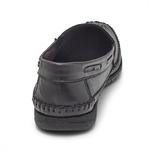 Sapatilha Mocassin Masculino Top Franca Shoes Preto