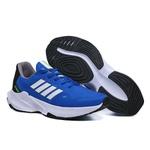 Tenis Masculino Training Corrida Esport Fit Azul Branco