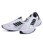 Tenis Masculino Training Corrida Esport Fit Branco Preto