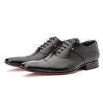 Sapato Social Masculino de Amarrar Oxford Couro Legítimo