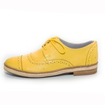 Sapato Social Feminino Inglês Casual Top Franca Shoes Lima