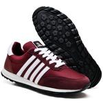 Tênis Sport Fit Top Franca Shoes Vinho