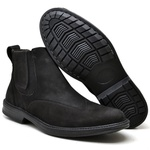 Bota Botina Anatômica Confort Top Franca Shoes Preto