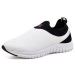 Tênis Masculino Esporte Fit Snap Shoes Branco