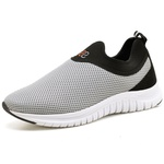 Tênis Masculino Esporte Fit Snap Shoes Cinza