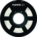 Filamento ABS 1.75mm 1kg - Transparente