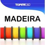 Filamento PLA+ 1.75mm 1Kg - Madeira