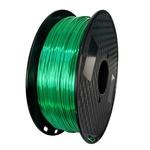 Filamento PLA Silk 1.75mm 1Kg - Verde