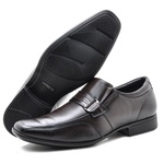 Sapato Social Masculino Couro Marrom de Carneiro Pipper
