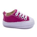 Tênis Infantil Bebê Rosa Pink