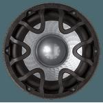 Subwoofer Bravox Diamond Uxp 10 Polegadas 400 Wrms 4 Ohms