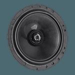 Kit Falante Bravox Coaxial 6 Polegadas 120 Wrms 4 Ohms Black Cx60Bk