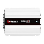 Módulo Amplificador Taramps Ds800 X4 Canais 2 Ohms 800 Wrms
