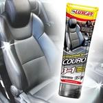 Kit Luxcar Revitalizador Couro 3X1