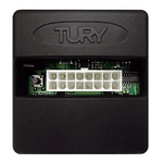 Módulo de Subida de Vidro Universal Para 2 Portas Tury-Pro-2.18