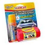 Kit Luxcar Cristalizador Spray + pano 2x1