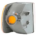 Lanterna Dianteira Gol/Parati/Saveiro 1995 a 1999 Âmbar Modelo Arteb