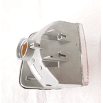 Lanterna Dianteira Gol/Parati/Saveiro 1995 a 1999 Cristal Modelo Cibié