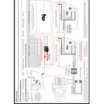 Módulo de Subida de Vidros Dianteiros Onix Prisma Cobalt Tury-Pro2.5Ab