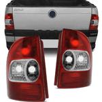 Lanterna Traseira Strada 2001 a 2004 Bicolor