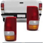 Lanterna Traseira Ranger 1993 a 1997 Tricolor