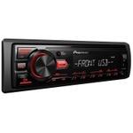 Auto Rádio Pioneer Mvh098Ub Am/Fm/Auxiliar/Usb/Android
