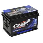 Bateria Automotiva Cral Top Line 70Ah Selada (Polo Positivo Direito)