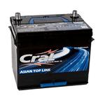 Bateria automotiva Cral Top Line 80Ah Selada (Polo Positivo Direito)