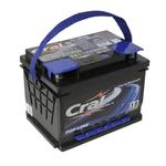 Bateria Automotiva Cral Top Line 60Ah Seleda (Polo Positivo Direito)