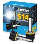 Kit Led Headlight H27 6000K S14 Nano 12V 32 Watts 3600L