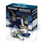 Kit Led Headligh H1 6000K New 12V 35 Watts 3200L
