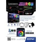 Led Fita Neon RGB 5 Canhão 12v