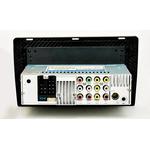 """Multimídia H-Tech HT9020 9"""" Polegadas Fm/ Usb/ Bluetooth/ Sd/ Espelhamento/ IOS/ Android 1Din"""