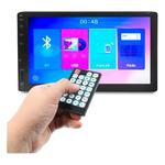 Multimídia Tay-Tech 1112 Android/ Fm/ Usb/ Bluettoth/ Espelhamento