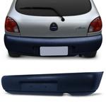 Parachoque Traseiro Fiesta 1996 até 1999 Azul