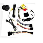 """Multimídia H-tech HT9100 9"""" Polegadas, Slin USB/SDCARD/AUX/BLUETOOTH/SISTEMA ANDROID 8.1"""