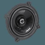 KIt Falante Bravox Coaxial 5 Polegadas 120 Wrms 4 Ohms Black Cx50Bk