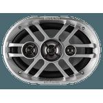 Kit Falante Bravox Quadriaxial 6x9 Polegadas 360 Wrms Linha Qrx Qrx69