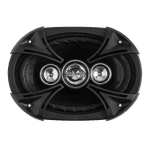 Kit Falante Bravox Quadriaxial 6x9 Polegadas 220 Wrms 4 Ohms Black B4X69Bk