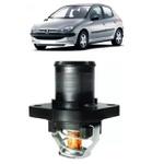 Válvula Termostática Peugeot 206 1.4 e 1.6 Peugeot 307 Xsara C/ Carcaça