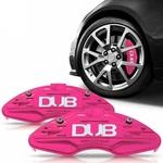 Capa Pinça de freio 14/26 Pink Par DUB