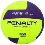 Bola Penalty Vôlei Pro 8.0 Oficial U