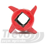 Rolo do Eixo Recolhedor Frontal da Esteira Master Café 1174979