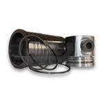 Kit do motor - Camisa, pistão e anéis   82636800X1
