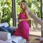 Sleep Dress Homewear Rosa Pink